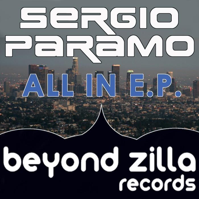 BZR-018_SergioParamo_AllinEP_1400x1400