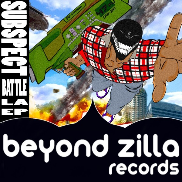 BZR-021_Battle LA EP art